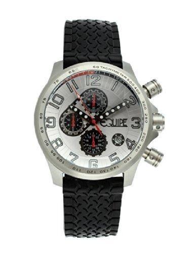 reloj equipe negro