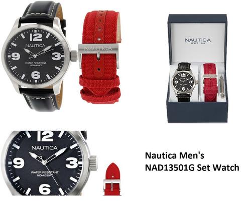 reloj es nautica 100% originales. elegantes. oferta navideña