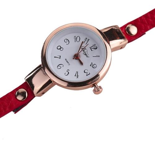 reloj esclavas x 5 unidades todos los colores