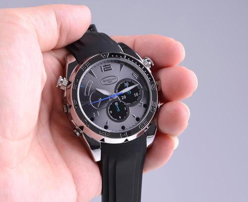 reloj espía cámara