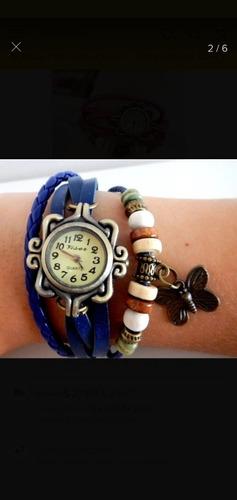 reloj estilo vintage