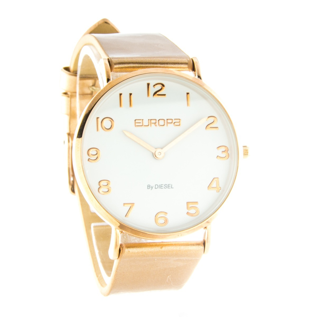 49cebf4e7195 reloj europa by diesel mujer rose cuero mod 4000. balum 01. Cargando zoom.