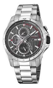 Reloj F169952 Plateado Festina Hombre Multifuncion