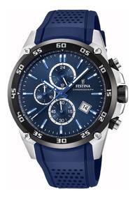 Reloj F203302 Azul Festina Hombre The Originals