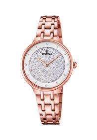 e2257f7f6db1 Reloj F20384 1 Golden Rose Festina Mujer Mademoiselle por Festina Group