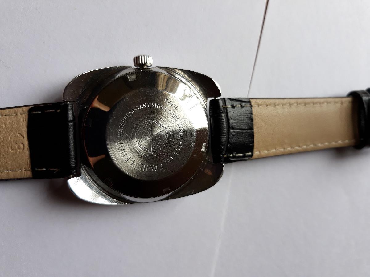de0b05db6a34 reloj favre leuba. Cargando zoom.