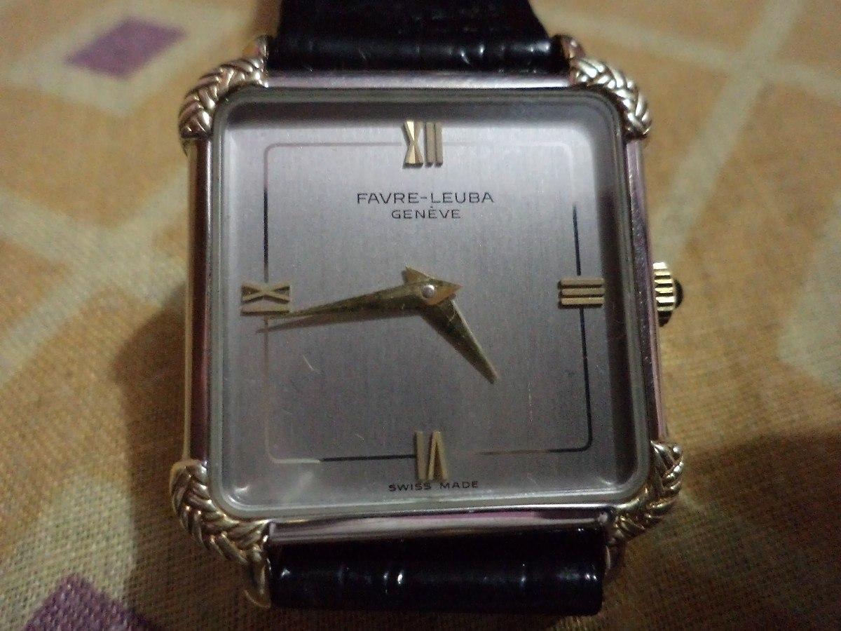 f9d7b2e15d18 reloj favre-leuba geneve. Cargando zoom.