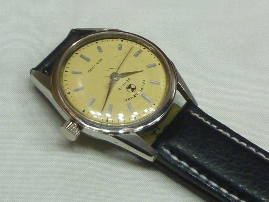 d7a89463d928 Reloj Favre Leuba Geneve Suizo Hombre Mecánico -   80.000 en Mercado ...