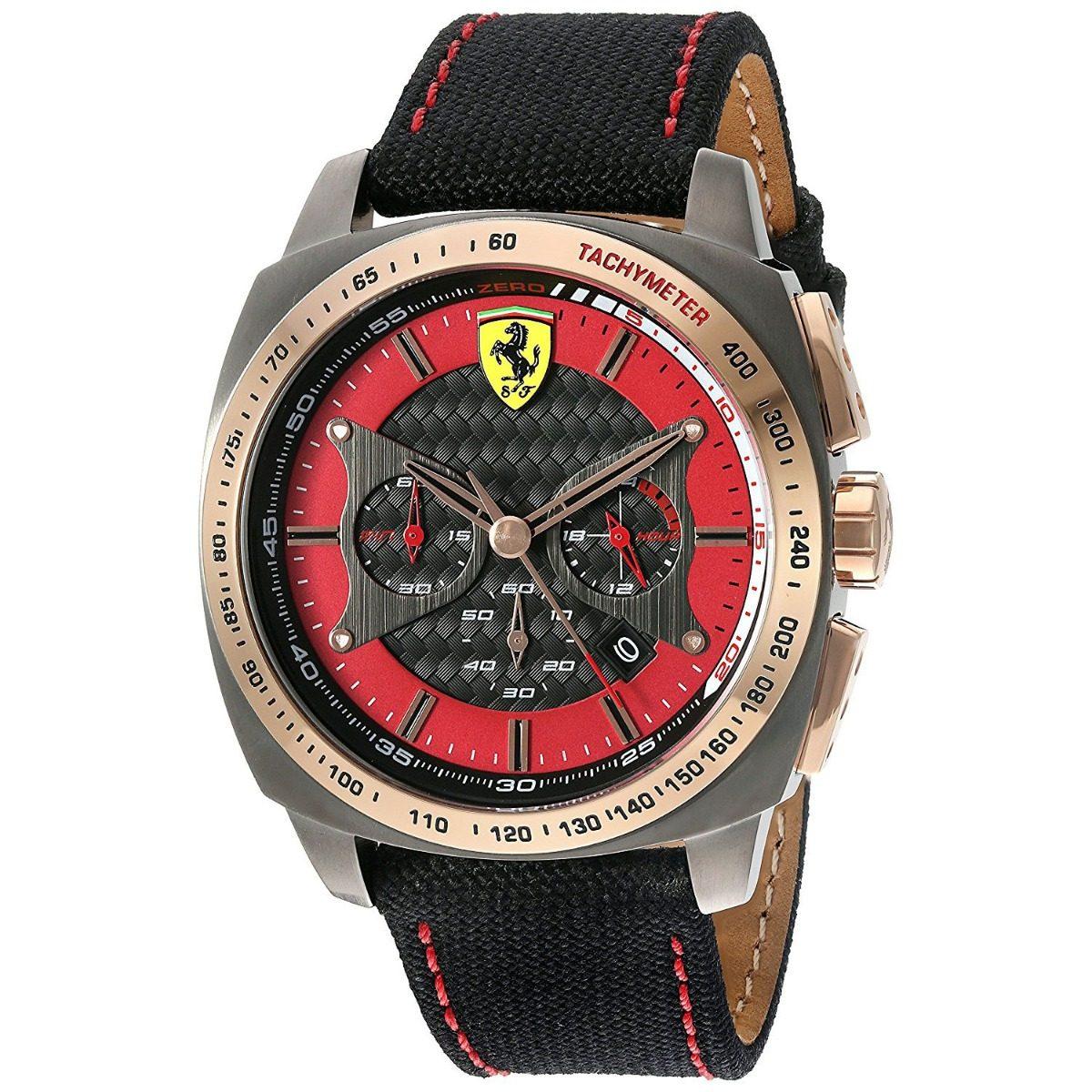b1e266dbb748 Reloj Ferrari Aero Evo 830294 Cronografo