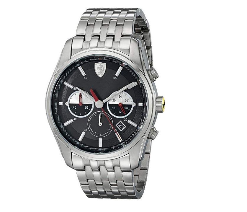 0ee73ddf53e9 reloj ferrari hombre 830197 gtb c maya metálica. Cargando zoom.