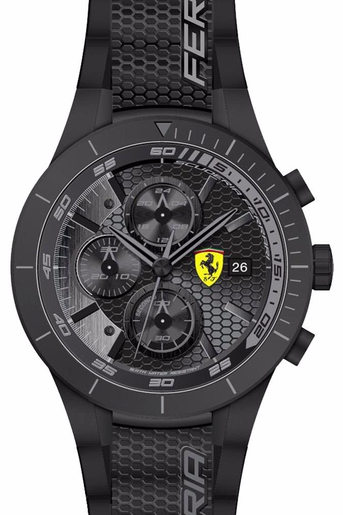 85f6a18a7640 Reloj Ferrari Redrev Evo Chronograph 830262 Hombre