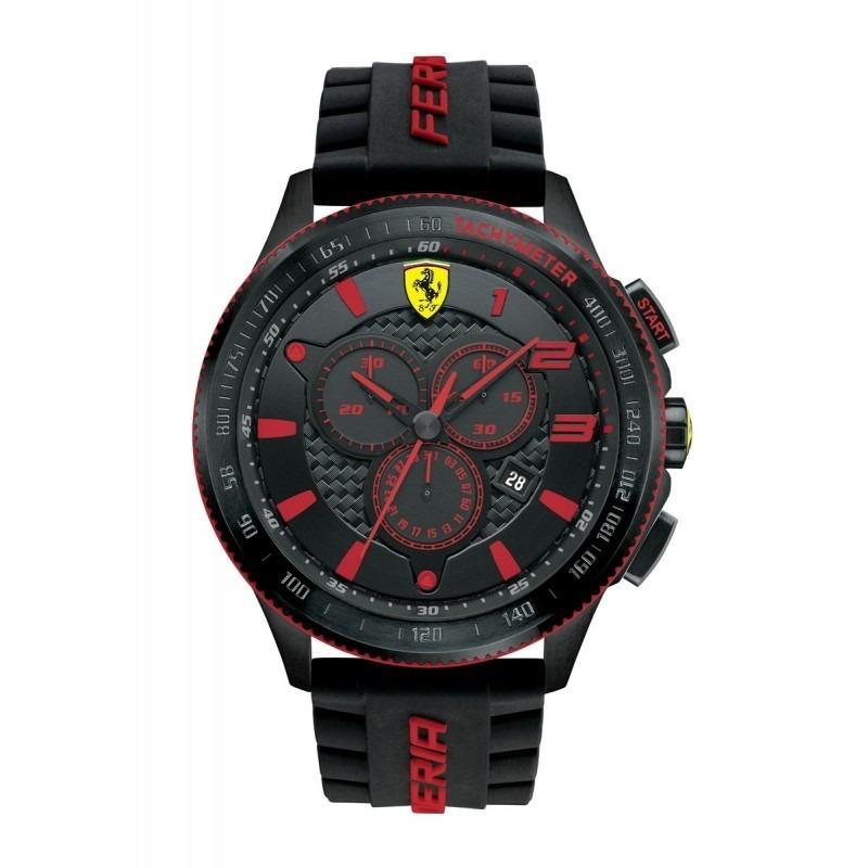 1597b43eb85e Reloj Ferrari Scuderia Ferrari 830138 Cronografo
