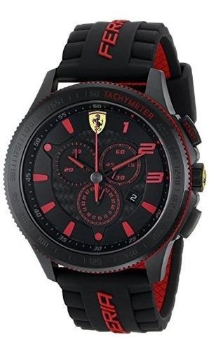 reloj ferrari scuderia xx 0830138 pulso en silicona original