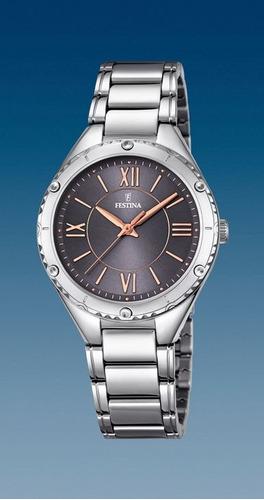 reloj festina boyfriend f16921/2 mujer | envío gratis