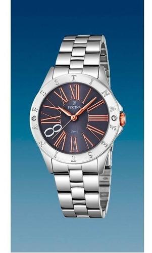 reloj festina boyfriend f16925/2 mujer | envío gratis