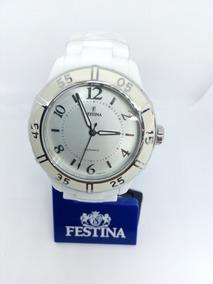 4a73b1a809d5 Reloj Festina Ceramica Mujer - Reloj para de Mujer en Mercado Libre ...