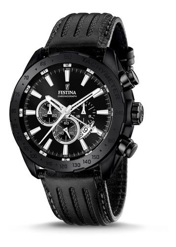 reloj festina chrono f16901/1 hombre original agente oficial