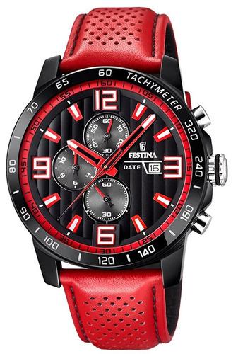 reloj festina chrono f20339/5 hombre | original envío gratis