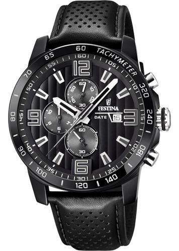 reloj festina chrono f20339/6 hombre | original envío gratis