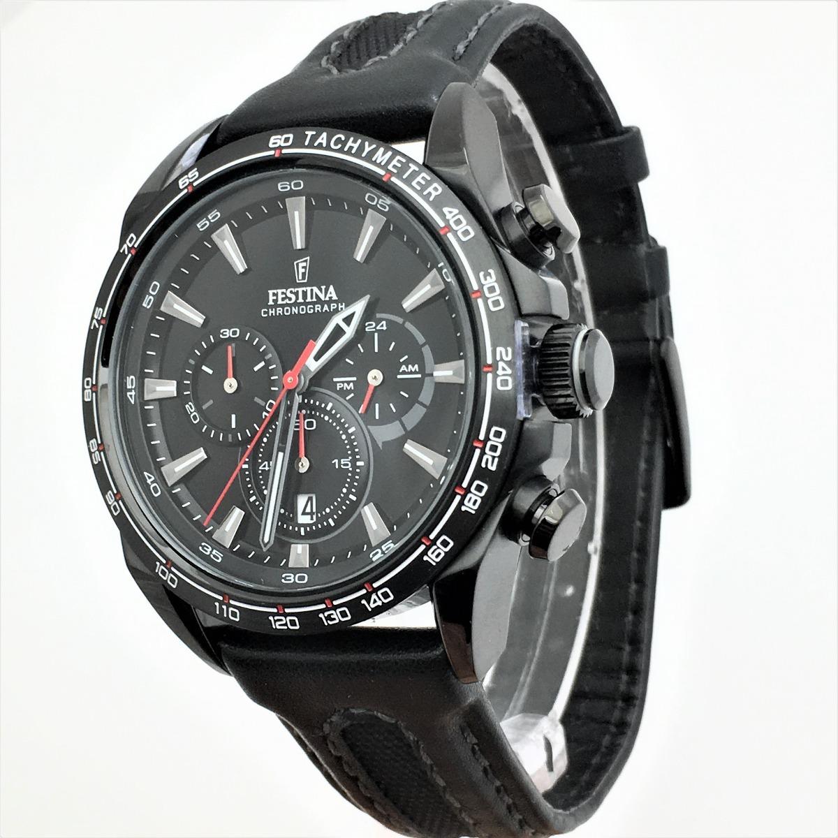 lo último 01740 2e938 Reloj Festina Chrono F20351/3 Hombre   Original Envío Gratis