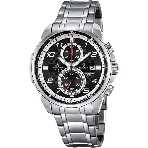 reloj festina chrono sport f6842/3 hombre | envío gratis