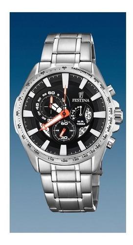 reloj festina chrono sport f6864/4 hombre | envío gratis
