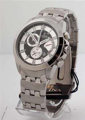 reloj festina chronograph f162983 hombre | envío gratis