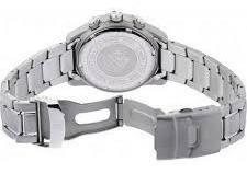 reloj festina chronograph f16635/2 hombre agente oficial