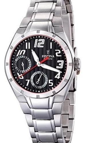 reloj festina classic f164842 mujer | envío gratis