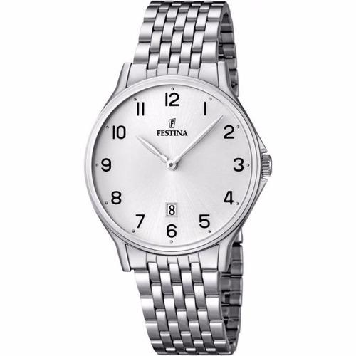 reloj festina classic f16744/1 hombre   envío gratis