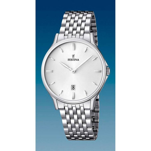 reloj festina classic f16744/2 hombre | envío gratis