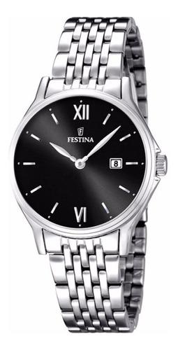reloj festina classic f16748/4 mujer | original envío gratis