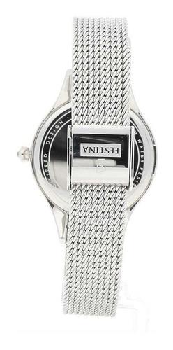 reloj festina con cristales swarovski f20336.1