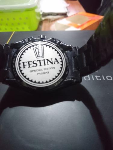 reloj festina crhono bike modelo f16973