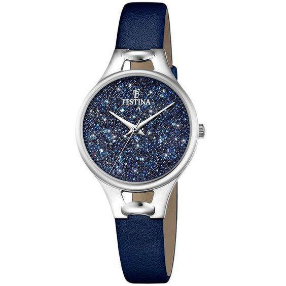 1c989c46022c Reloj Festina Cristales Swarovski F20334.2 Mujer -   3.800
