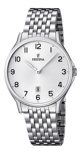 reloj festina de hombre clásico modelo f16744