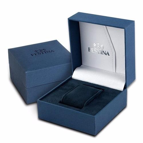 reloj festina extra f20254/2 mujer | original envío gratis