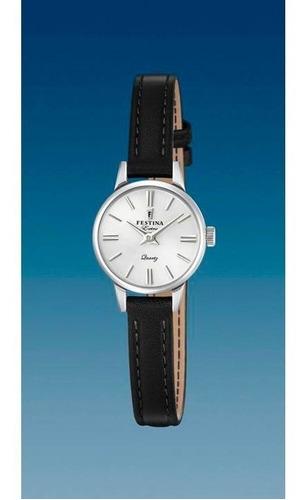 reloj festina extra retro f20260/1 mujer   envío gratis