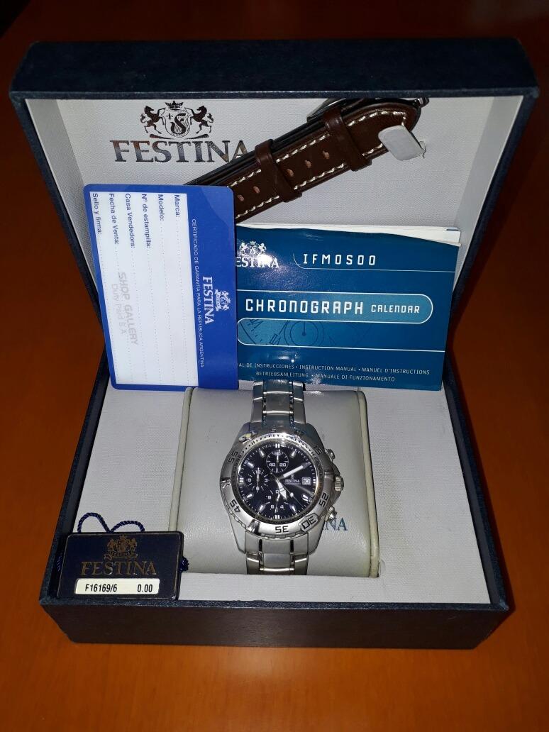 Reloj Festina F16169 6 -   7.200 a8f6711015