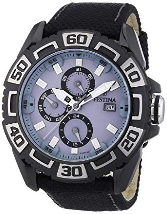 ad659cf87c87 Reloj Festina F16584.6 Multifunción Hombre. Envio Gratis. -   9.700 ...