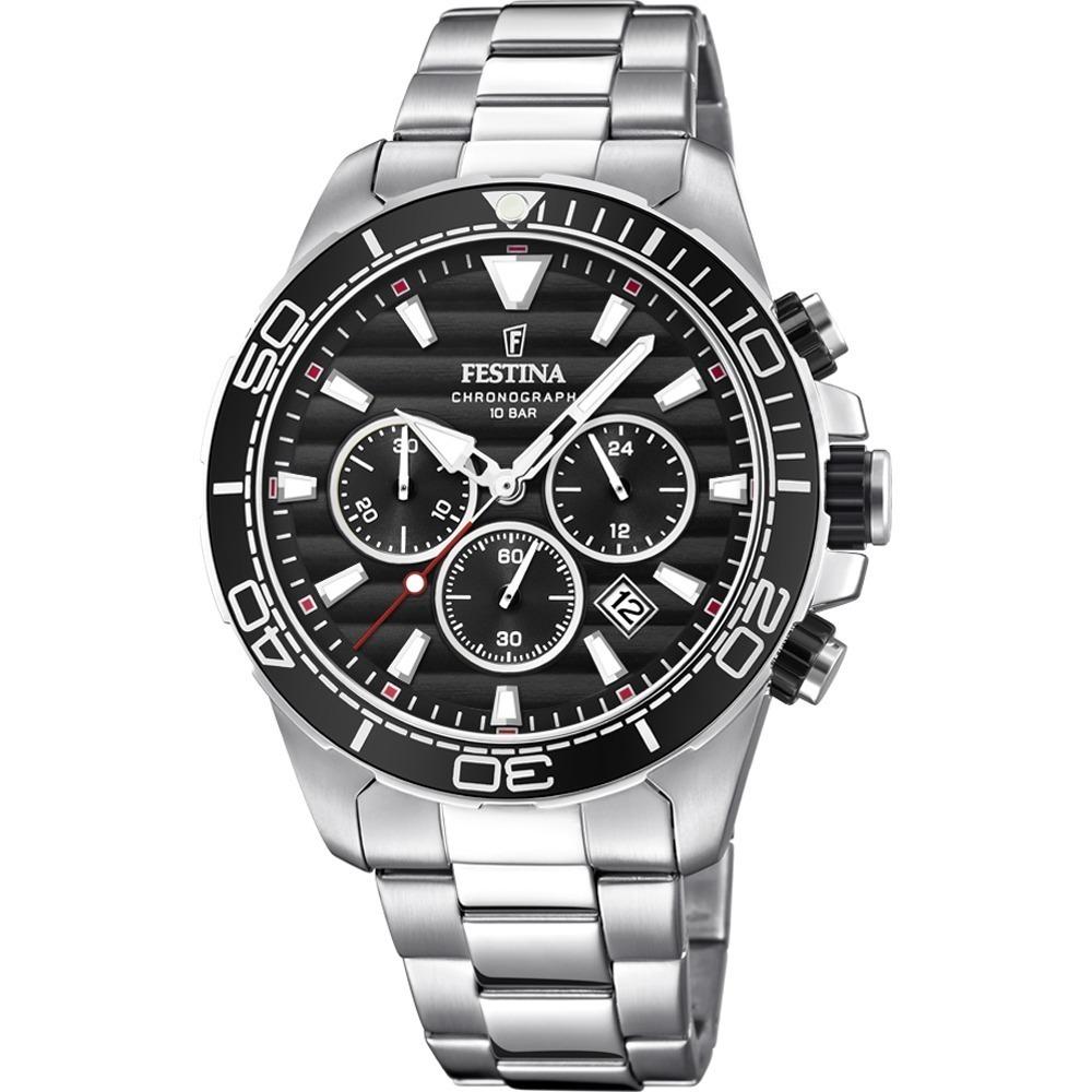 bff9182ec792 reloj festina hombre acero crono tienda oficial f20361.4. Cargando zoom.