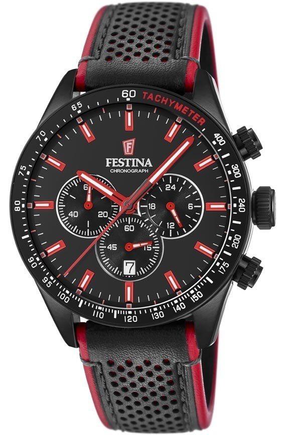002c40c3659e reloj festina hombre acero cuero tienda oficial f20359.4. Cargando zoom.