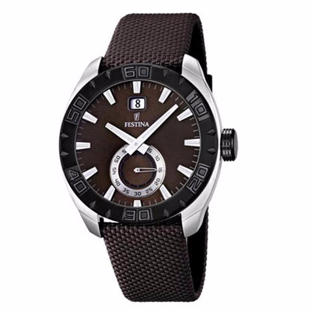 c3876528cc7c reloj festina hombre marrón nuevo promo f16674 3 promoción. Cargando zoom.