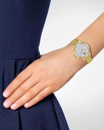 reloj festina mademoiselle swarovski f20337/1 | envío gratis