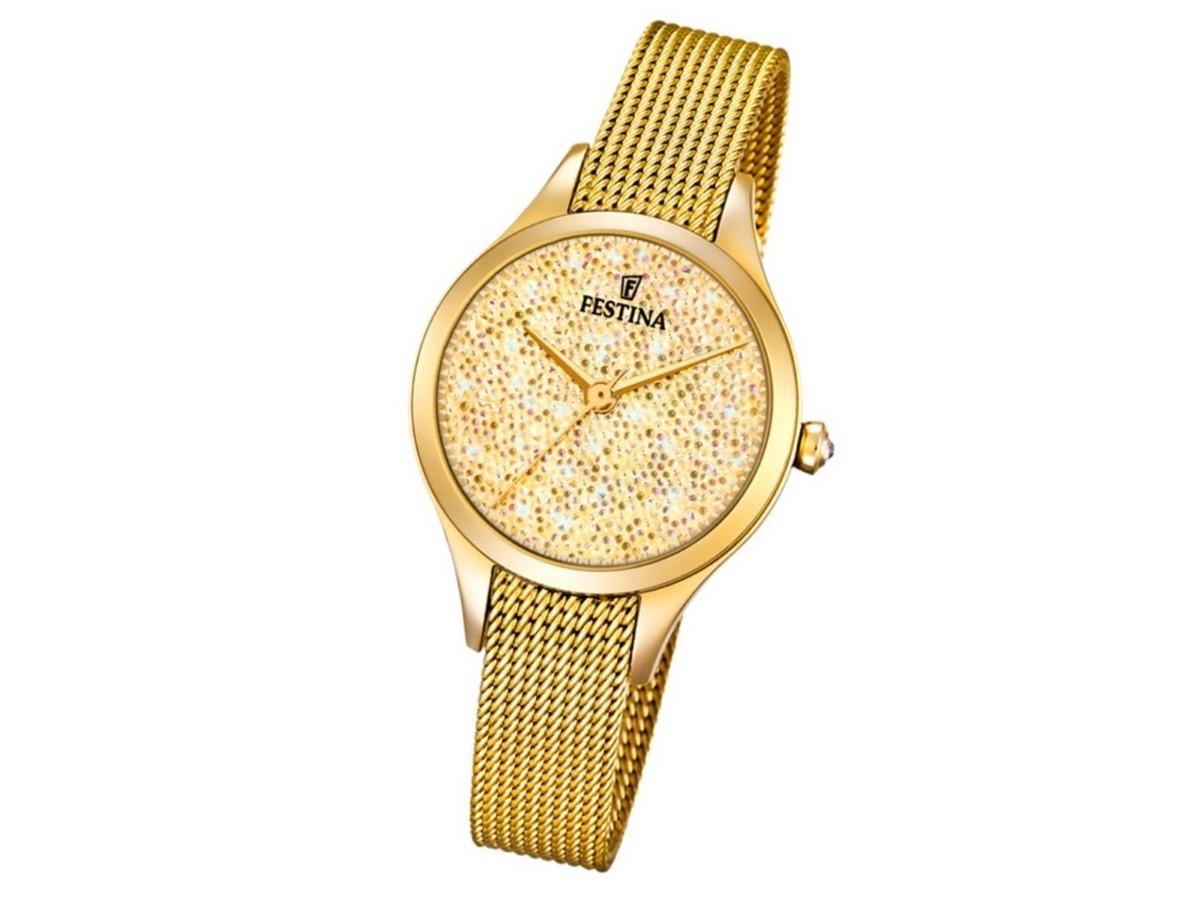Reloj Festina Mademoiselle Swarovski F203372 | Envío Gratis