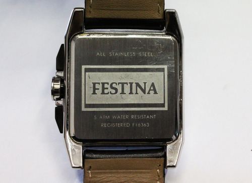 reloj festina model f16363