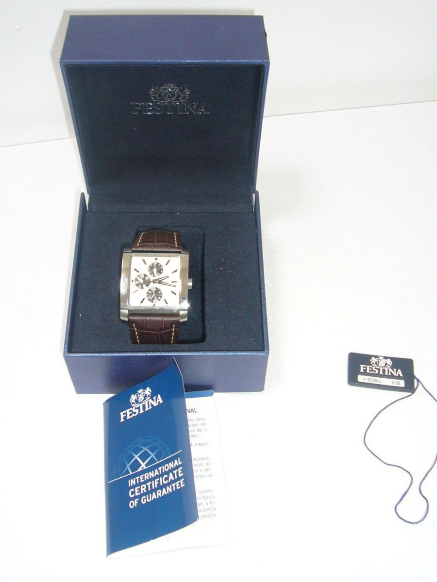 Reloj Festina Original Comprobado V C 2 200 00 En