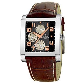 reloj festina panama strap watch  masculino