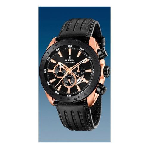 reloj festina prestige chronograph f16900/1 hombre original