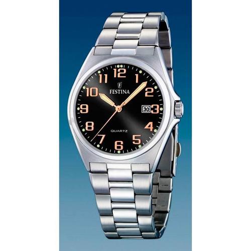 reloj festina quartz f16374/8 hombre | original envío gratis